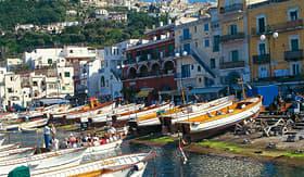 MSC Cruises coast of Capri