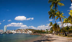 MSC Cruises Fort de France, Martinique