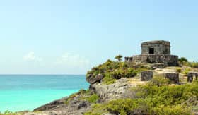 Explore the Mayan Ruins in Cozumel