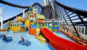 MSC Cruises Preziosa Doremi Aqua Park for kids