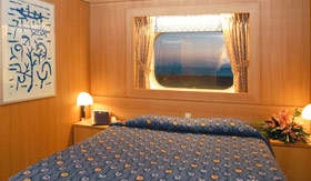 MSC staterooms Ocean View