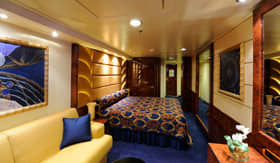 MSC staterooms Yacht Club Royal Suite
