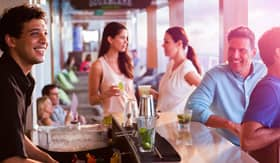 NCL onboard activities Bars and Lounges