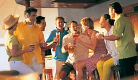 Norwegian Cruise Line Group Cruises