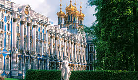 Norwegian Cruise Line St. Petersburg Catherine Palace