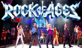 Norwegian Breakaway Rock of Ages Show