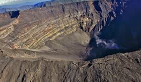 Volcano in Reunion