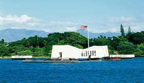 Norwegian Cruise Line Pearl Harbor memorial