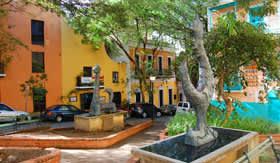 Colorful Buildings of San Juan
