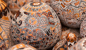 Norwegian Cruise Line Traditional Peruvian crafts