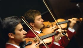 A world-class string quartet