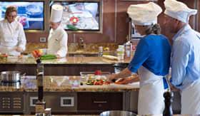 The Culinary Center aboard Riviera