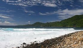 Oceania Cruises Vatia Bay on Tutuila Island American Samoa