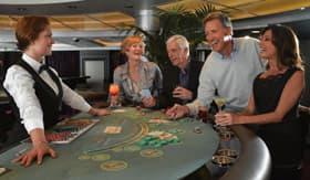 Oceania entertainment Casino