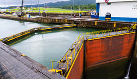 Gatun Locks Observation Center, Panama Canal