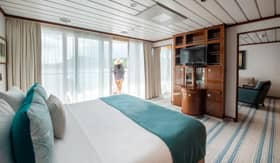 Paul Gauguin staterooms Owners Suite