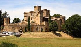Princess Cruises Castle of Lourmarin France