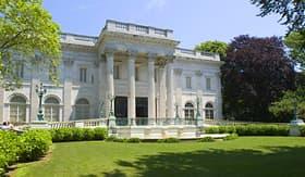Princess Cruises house of Alva Vanderbilt Vanderbilt marble house Newport Rhode Island USA