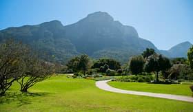Princess Cruises Kirstenbosch Botanical Gardens