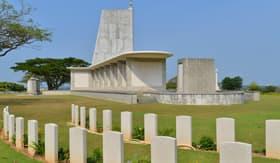 Princess Cruises Kranji War Memorial of Singapore