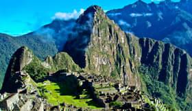 Princess Cruises Machu Picchu