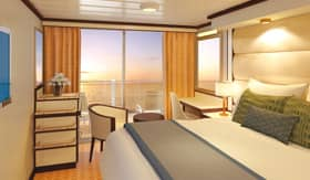 Royal Princess Balcony Stateroom - Princess Cruises