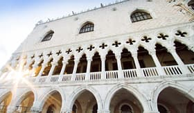 Princess Cruises St. Mark's Square in Venice, Italy