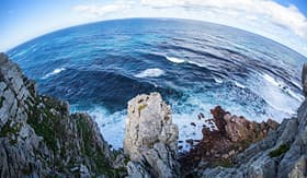 Princess Cruises Table Mountain National Park located on the Cape of Good Hope