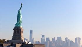 Princess Cruises Statue of Liberty New York City