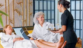 Princess Cruises spa & fitness Salon Services