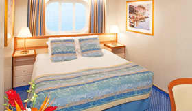 Princess Cruises staterooms OceanView Stateroom