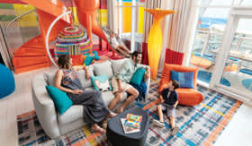 Royal Caribbean's Ultimate Family Suite aboard Spectrum of the Seas