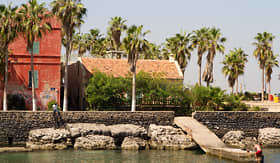 Regent Seven Seas Cruises House of Slaves in Goree Island, Dakar