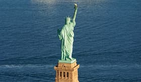 Regent Seven Seas Cruises Lady Liberty Statue of Liberty