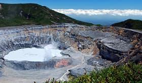 Regent Seven Seas Cruises Poas Volcano in Costa Rica