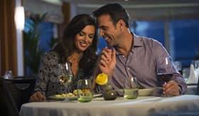 Regent Seven Seas Cruises dining Sette Mari at La Veranda