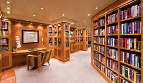 Regent Seven Seas Cruises onboard activities Library