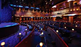 Theater aboard Regent Seven Seas Splendor