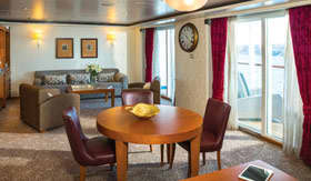 Regent Seven Seas Cruises staterooms Grand Suite