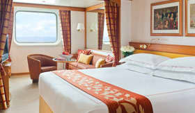 Regent Seven Seas Cruises staterooms Window Suite
