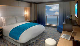 Royal Caribbean Anthem of the Seas Virtual Balcony stateroom