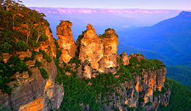 Royal Caribbean Blue Mountains National Park Australia