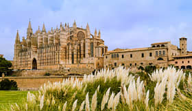 Royal Caribbean Cathedral of Palma de Mallorca Spain