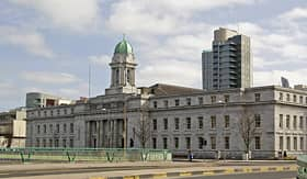 Royal Caribbean Cork City Hall Ireland