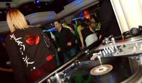 Royal Caribbean International entertainment Club DJs