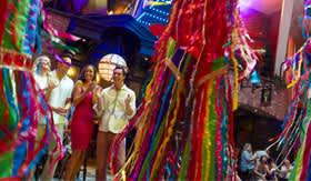 Royal Caribbean International entertainment Parades