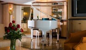 Royal Caribbean International entertainment Piano Sing-Alongs