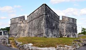Royal Caribbean - Fort Fincastle in Bahamas
