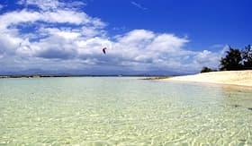 Royal Caribbean kiteboard in Noumea