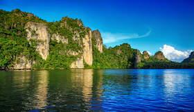 Royal Caribbean mangrove tour Langkawi Malyasia